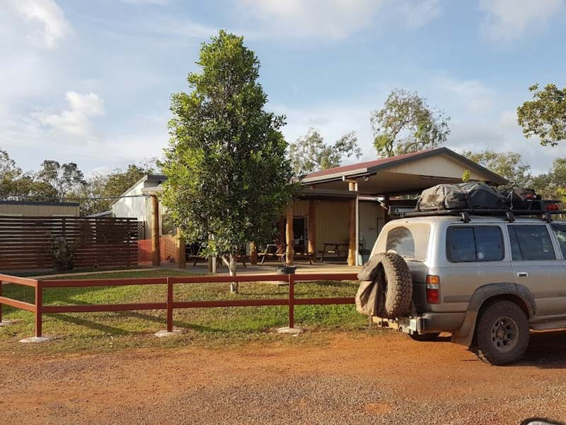 Junction Roadhouse at Bramwell Station in Cape York